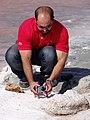 Mahmood Photographs a Salt Formation - Lake Ourimiyeh - Western Iran (7421756748).jpg