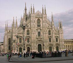 Skyline of Comune di Milano