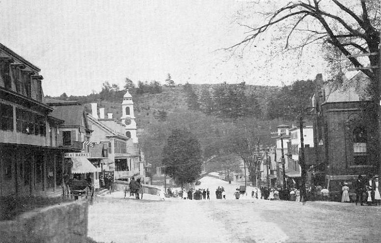 Main St. East, Peterborough, NH