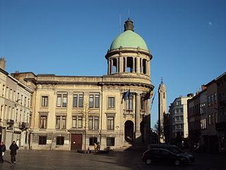 Sint-Jans-Molenbeek - Molenbeek town hall