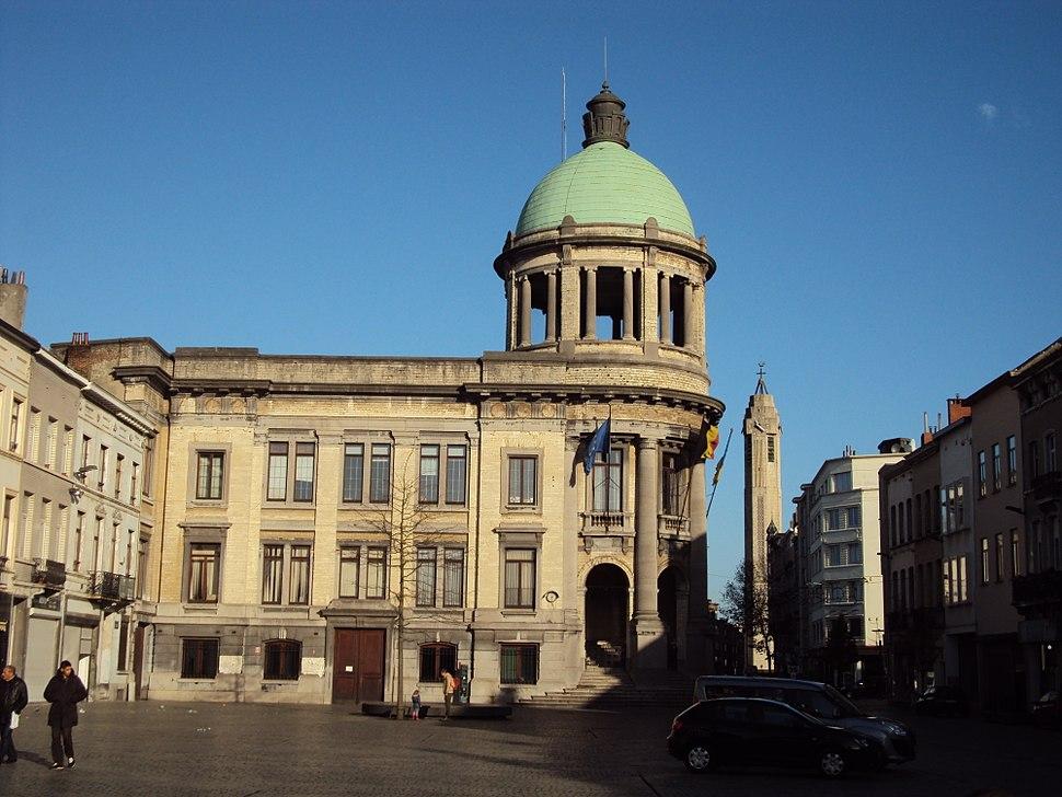 Mairie de Molenbeek