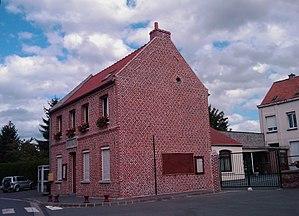 Roucourt, Nord - Image: Mairie de Roucourt