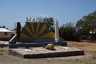 Maisí Municipality in Guantánamo, Cuba