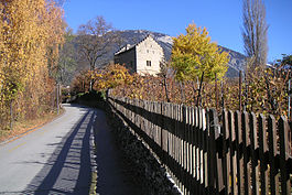Veyras, Switzerland