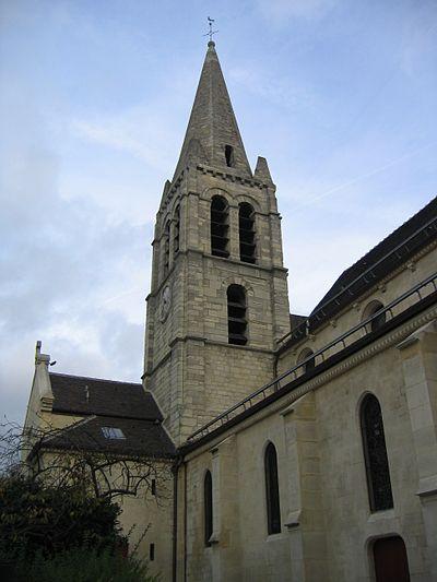 Église Saint-Rémi de Maisons-Alfort