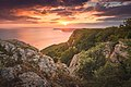 Majestic red sunset above the Black sea.jpg