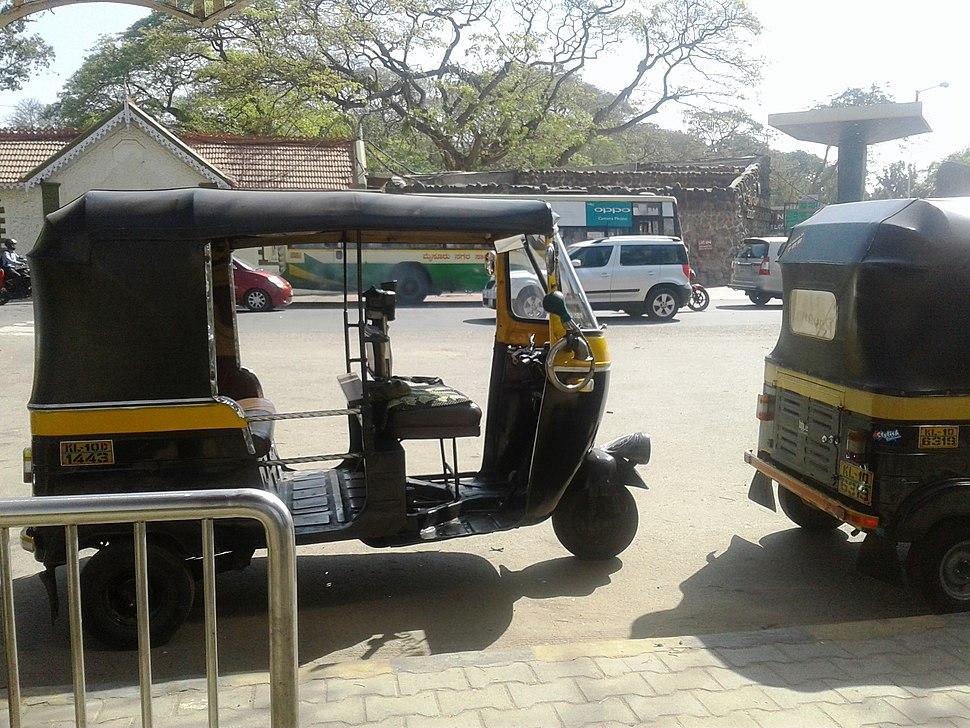 Malappuram Autorikshaws in Mysore