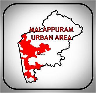 Administration of Malappuram District - Malappuram Urban Area