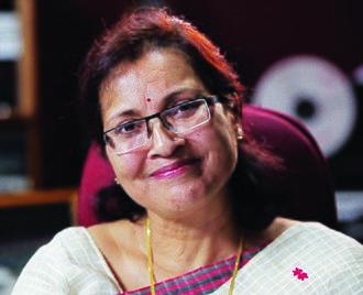 Moloya Goswami - Malaya Goswami at TeachAIDS recording in 2013