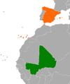 Mali Spain Locator.png