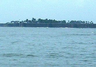 Malvan - Image: Malvanfort 1