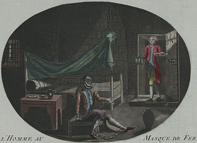 Picture of a book: The Man In The Iron Mask