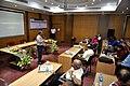 Manash Bagchi - Presentation - Technology for Museums - VMPME Workshop - Science City - Kolkata 2015-07-16 9121.JPG