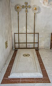 Manastir Manasija grob