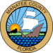Official seal of Manatee County