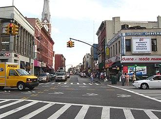 Manhattan Avenue (Brooklyn) - Manhattan Avenue, Brooklyn
