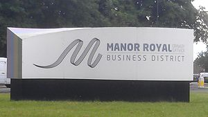 Manor Royal - Image: Manor Royal