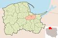Map - PL - powiat gdanski - miasto Pruszcz Gdanski.PNG