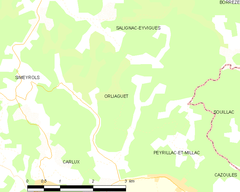Map commune FR insee code 24314.png