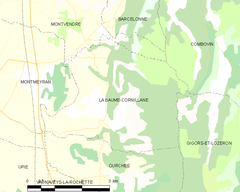 Map commune FR insee code 26032.png