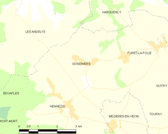 Map commune FR insee code 27307.png