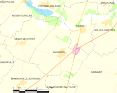 Map commune FR insee code 28253.png