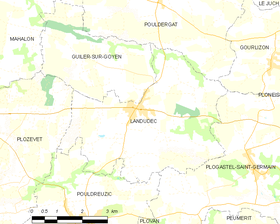 Map commune FR insee code 29108.png