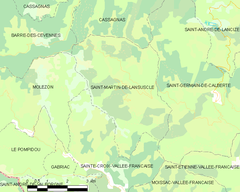 Map commune FR insee code 48171.png