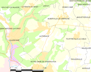 Map commune FR insee code 76281.png