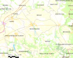 Negrepelisse Wikipedia
