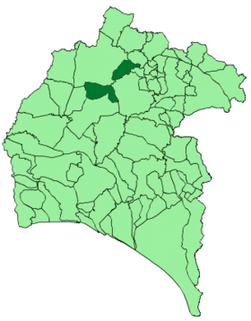 Map of Cortegana (Huelva).png