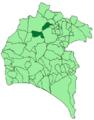 Map of Cortegana (Huelva).png