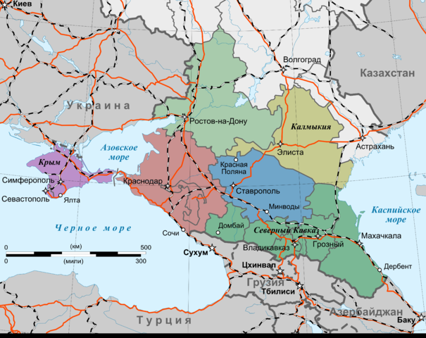 FileMap Of Southern Russia Rupng  Wikimedia Commons