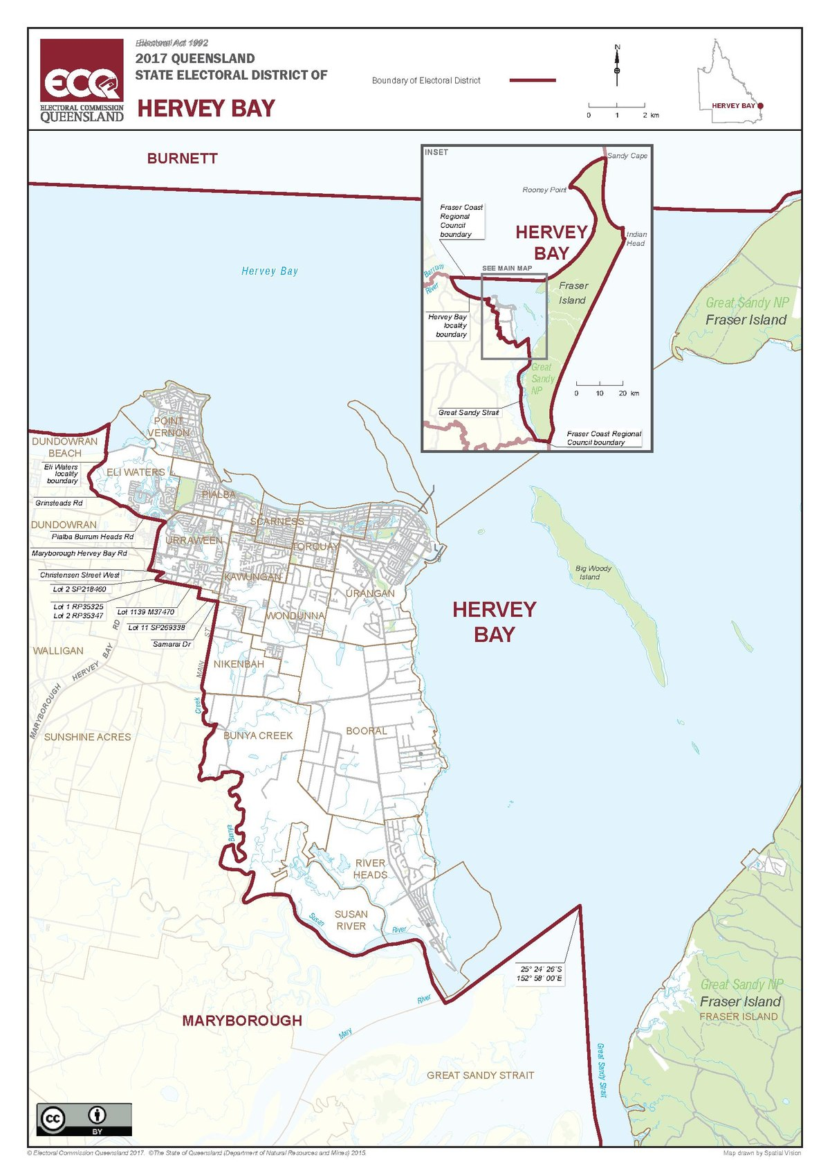Electoral District Of Hervey Bay Wikipedia Hervey bay is home to many retired people. electoral district of hervey bay