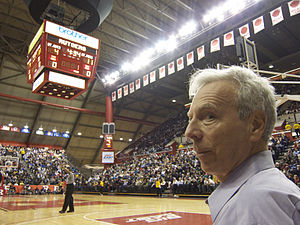 Marc Levin - Levin at the Rutgers Athletic Center in 2011