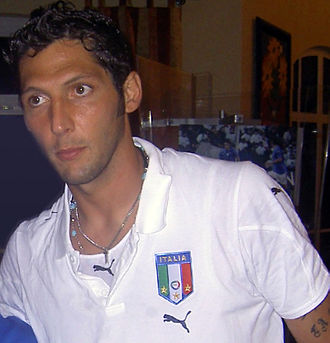 Marco Materazzi - Materazzi in 2006, during the FIFA World Cup in Germany
