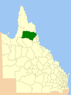 Shire of Mareeba Local government area in Queensland, Australia