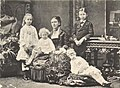 Marie, Countess of Flanders with her children.jpg