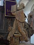 Marienstiftskirche Lich Kanzel Thomas von Aquin 03.JPG