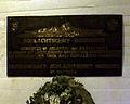 Marineehrenmal Laboe - Gedenktafel für die Bismarck.jpg