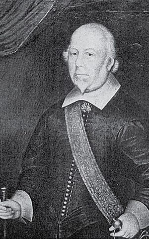 John Hussey, 1st Baron Hussey of Sleaford - 1533 portrait of Hussey