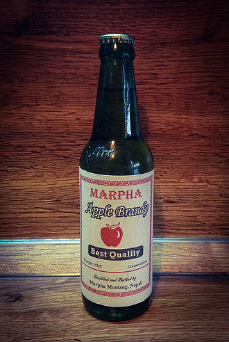 Marpha brandy - Marpha Brandy