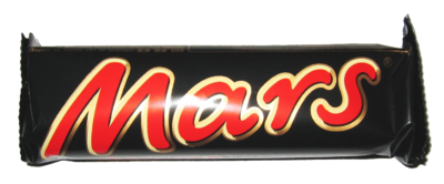 Mars (chocolate bar) - Wikiwand
