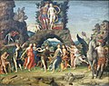Mars et Vénus, Mantegna (Louvre INV 370) 03.jpg