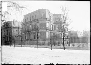 English: Marshall Field, Sr., residence at 190...