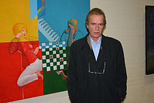 Martin Amis in León Spain in 2007.jpg