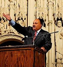 Martin Luther King, III 2007 NYC crop.jpg