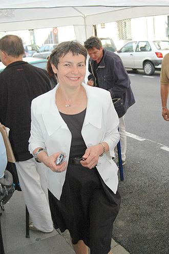 Martine Lignières-Cassou - Image: Martine Lignières Cassou