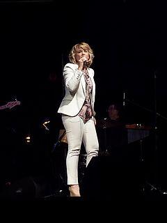 Martine St. Clair Québécoise singer