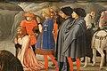 Masaccio, predella con adorazione dei magi, 1426, 02.JPG
